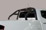 Stylingbar in Schwarz für Renault Alaskan mit kleiner Querstrebe