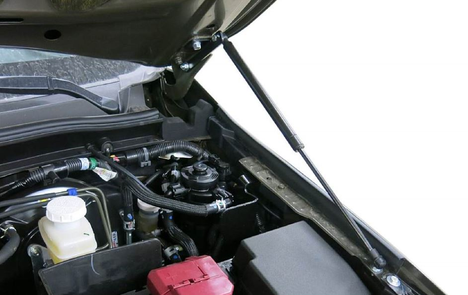 Rival Motorhaubenlift Detailansicht