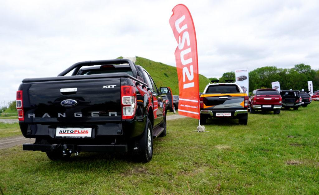 Pick-up Range Rückseite